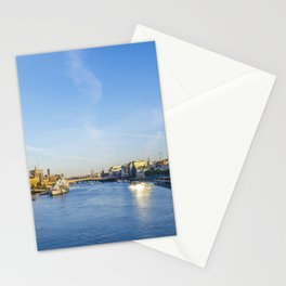 View from Tower Bridge Stationery Cards