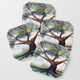 Tree Spirits Coaster