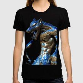 Metallic Werewolf T-shirt