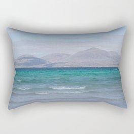Beach 3 Lewis and Harris 4 Rectangular Pillow