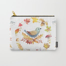 Welcome Back Autumn Carry-All Pouch