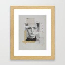 Destroy your own art Framed Art Print