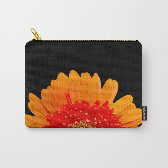 ORANGE GREETING Carry-All Pouch