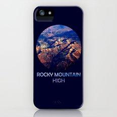 Rocky Mountain High Slim Case iPhone (5, 5s)