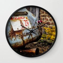 APND Wall Clock