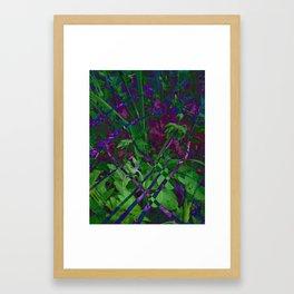 Asleep in the Grass Framed Art Print