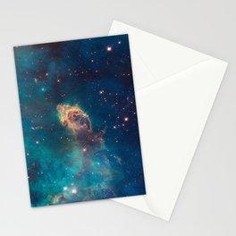 Stellar Jet in the Carina Nebula Stationery Cards