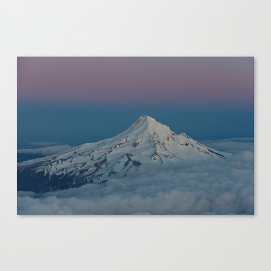 Flyby Canvas Print