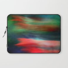 abstract Gladiolus #2 Laptop Sleeve