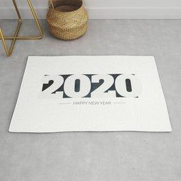 Happy new year 2020 Rug