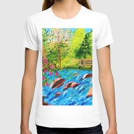 Creekside Beauty T-shirt