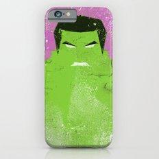 The Grunge Green Rage Slim Case iPhone 6s