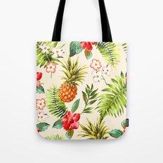 Summer & Tropical Tote Bag