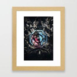 Tezzeret the Metal Bender Framed Art Print