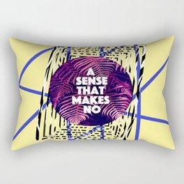 A Sense That Makes No Rectangular Pillow