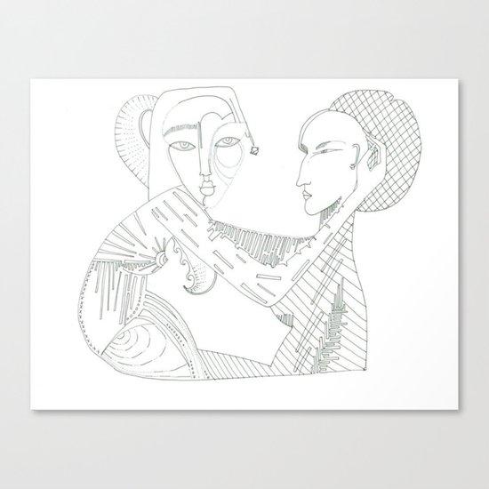 Paper_1 Canvas Print