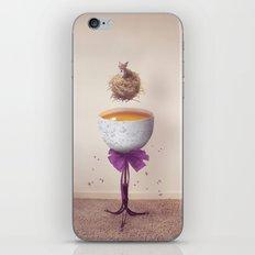 King Rabbit iPhone & iPod Skin