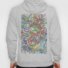 Angel and the Wolf Hoody