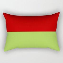 Chilli Guacamole Rectangular Pillow
