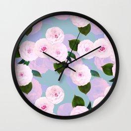 The Camellia Theory Wall Clock