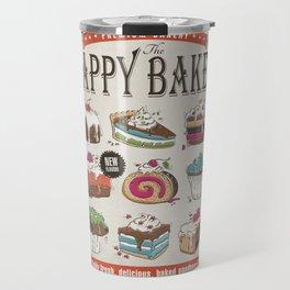 Happy Baker Travel Mug