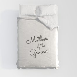 Mother of the Groom, Mother of the Bride, Mother of the Bride Gift Ideas Comforters