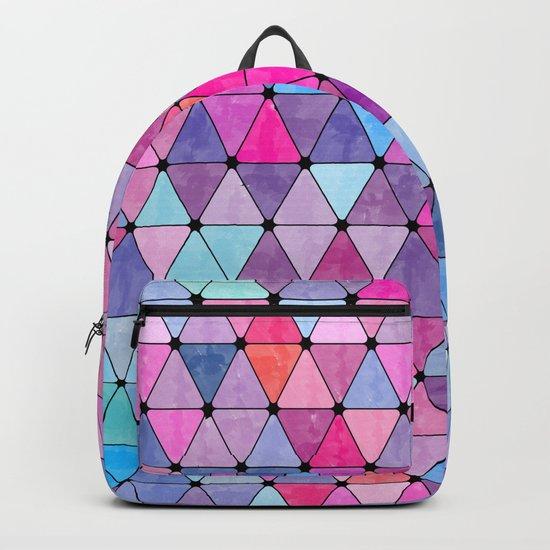 Lovely geometric Pattern VIV Backpack