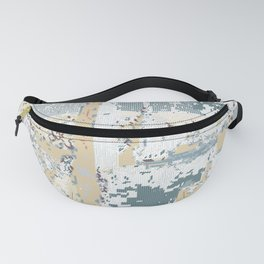 New York Pattern Lines 104 Fanny Pack