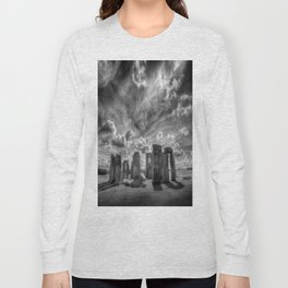 Ancient Stonehenge Long Sleeve T-shirt