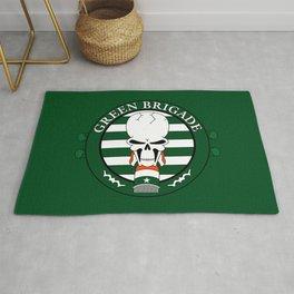 Green Brigade Rug