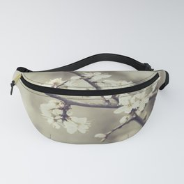 crossed blossoms Fanny Pack