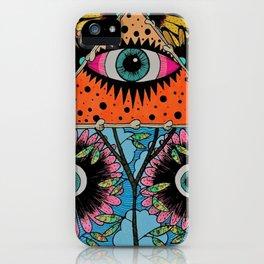Aye Eye Aye iPhone Case