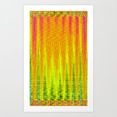 HEY, TWOKAYTEN-THREE Art Print
