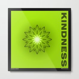 Fruit of the Spirit, Kindness Metal Print