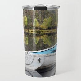 Messing about on the Loch Travel Mug