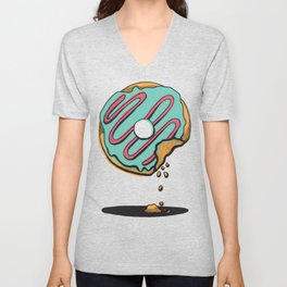 Donut Shop Unisex V-Neck