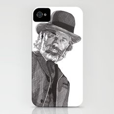 Chistoph iPhone (4, 4s) Slim Case