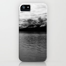 Rolling Clouds iPhone Case