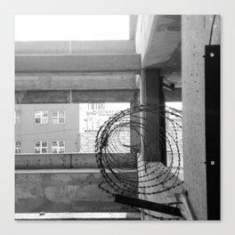 #314 The corners in Johannesburg Canvas Print