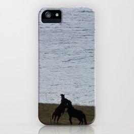 Majestic Horses iPhone Case