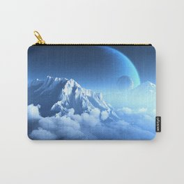 Caerulea (Elevated) Carry-All Pouch