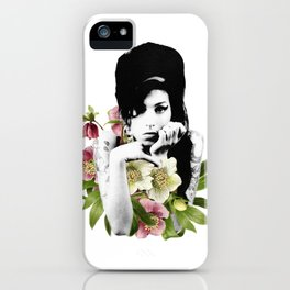 Amy iPhone Case