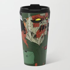 Sgt Hatred Metal Travel Mug
