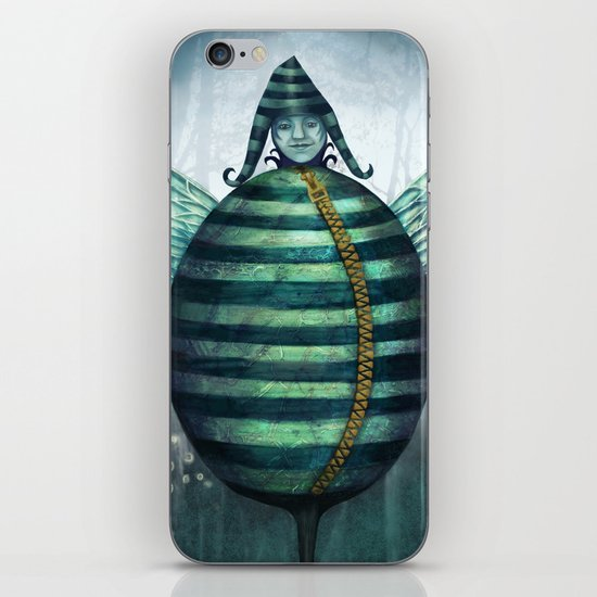 A Tizzen iPhone & iPod Skin