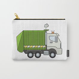GarbageTruck Carry-All Pouch