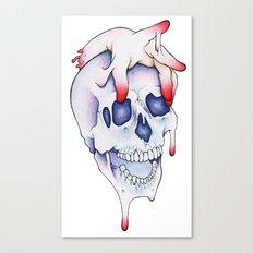 Grasp Canvas Print