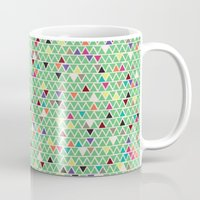 mexico Mugs featuring Mexico by Camille Hermant
