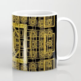 Beautiful stars would be in gold frames Coffee Mug