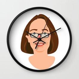 Bonnie Connie Wall Clock