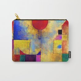 Paul Klee Red Balloon Carry-All Pouch